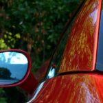 Spiegelglas für das Auto in verschiedenen Typen